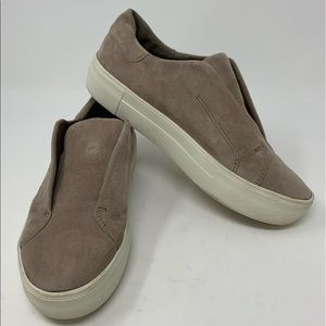 J/Slides | Suede Slip On Sneakers | Size 6.5 M